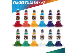 Набор World Famous 12 Color Primary Set - 3